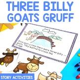 Three Billy Goats Gruff Retelling and Activities