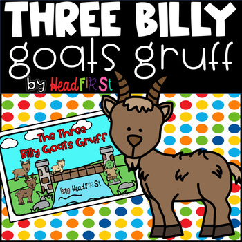 Three Billy Goats Gruff Cross-Curricular Fairy Tales Unit