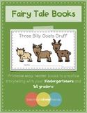Three Billy Goats Gruff - Fairy Tale Books