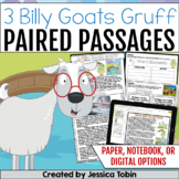 Three Billy Goats Gruff Paired Passages