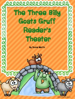 Three Billy Goats Gruff Reader's Theater