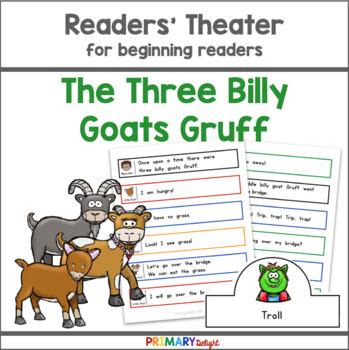 Three Billy Goats Gruff Readers' Theater