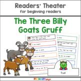 Three Billy Goats Gruff Readers' Theater Script