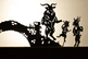 Three Billy Goats Gruff Shadow Puppet Show