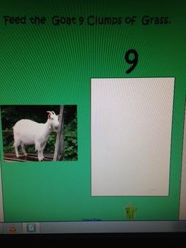 Three Billy Goats Gruff Smartboard