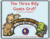 Three Billy Goats Gruff Story Companion