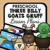 Three Billy Goats Gruff Theme Preschool Lesson Plans - 3 Billy Goats Activities
