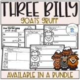 Three Billy Goats Mini Reading and Writing Activities