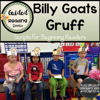 Readers Theater Three Billy Goats
