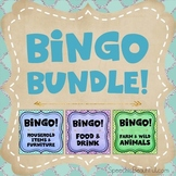Three Bingo Products in One {BUNDLE}
