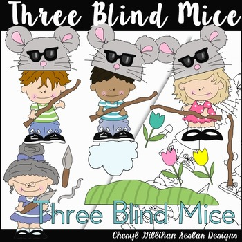 Three Blind Mice Cliaprt Collection