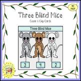 Three Blind Mice Task Cards