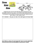 Three Blind Mice Letter