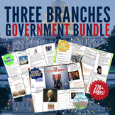 Three Branches Government Bundle