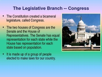 Three Branches Powerpoint