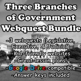 Three Branches of Government Bundle