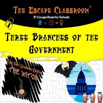 Three Branches of Government Escape Room | The Escape Classroom