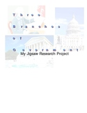Three Branches of Government Jigsaw Project