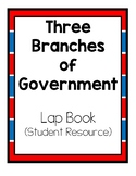 Three Branches of Government Lapbook