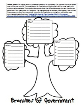 Printables Branches Of Government Worksheets three branches of government lesson and worksheets by sierra hess worksheets