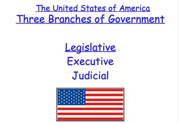 Three Branches of Government: Notes & Erase Review