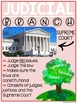 Three Branches of Government Posters ::FREEBIE::