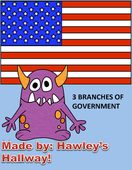 Three Branches of Government/cut and paste