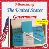Three Branches of US Government Fold-It