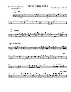 Three Bugle Calls