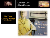 Three Century Woman by Richard Peck 5-Day Lesson Plan (Com