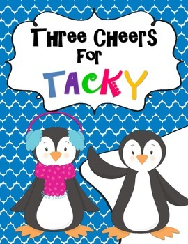 Three Cheers For Tacky