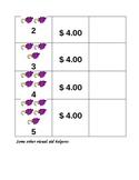 Three Column Table for Staar Alt Algebra I