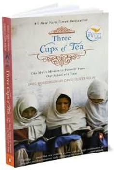 Three Cups of Tea SMART board lesson