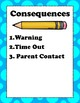 Consequences Posters