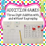 Three-Digit Addition Games