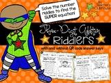 Three-Digit Addition Riddlers