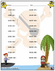 Three Digit Addition & Subtraction - Pirate Themed Worksheet Bundle - 60 pages