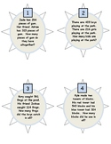 Three Digit Addition Task Cards No Regrouping