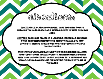 Three Digit Addition Task Cards