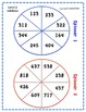 Three Digit Addition and Subtraction Spinners