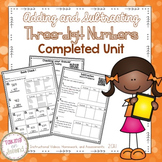 Three-Digit Addition and Subtraction Unit: Instructional V