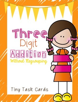 Three Digit Addition without Regrouping