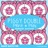 Three Digit Doubles Activity Cards {Addition}