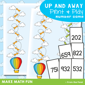 Three Digit Numbers Game