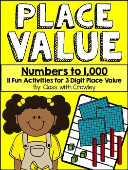 Three Digit Place Value