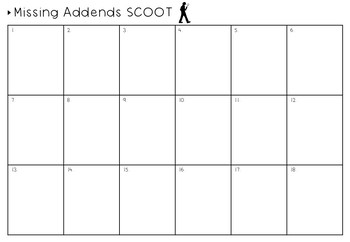 Three Digit Addition Scoot Game Task Cards - Dollar Deals