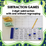 Three Digit Subtraction Games