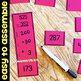 Three-Digit Subtraction Math Centers | Three-Digit Subtraction Task Cards