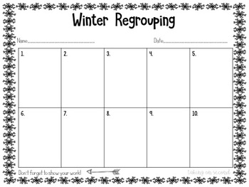Three Digit Subtraction: Regrouping in the Tens
