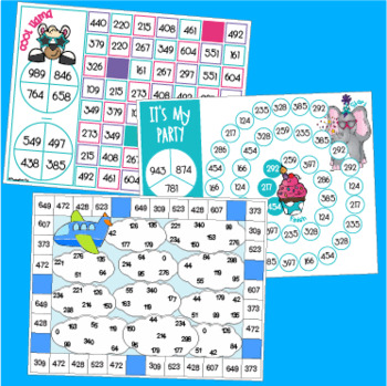 Three Digit Subtraction with Regrouping - Subtraction Games